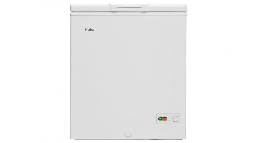 Haier 143L Chest Freezer - White