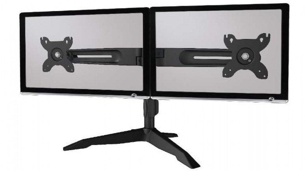 "Aavara 15"" - 24"" Dual LED/LCD Display Stand"