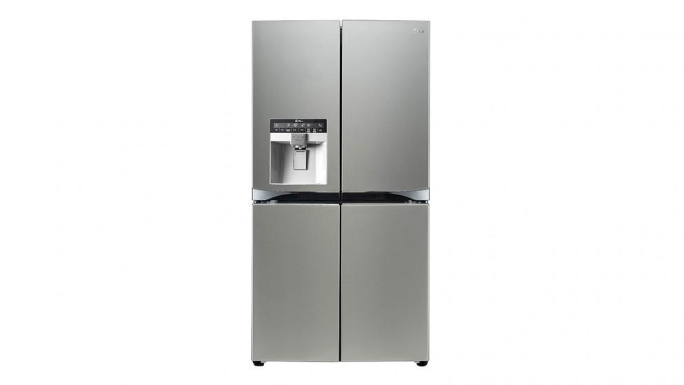 lg refrigerators. lg 712l slim in-door ice and water dispenser french door fridge - fridges appliances kitchen | harvey norman australia lg refrigerators