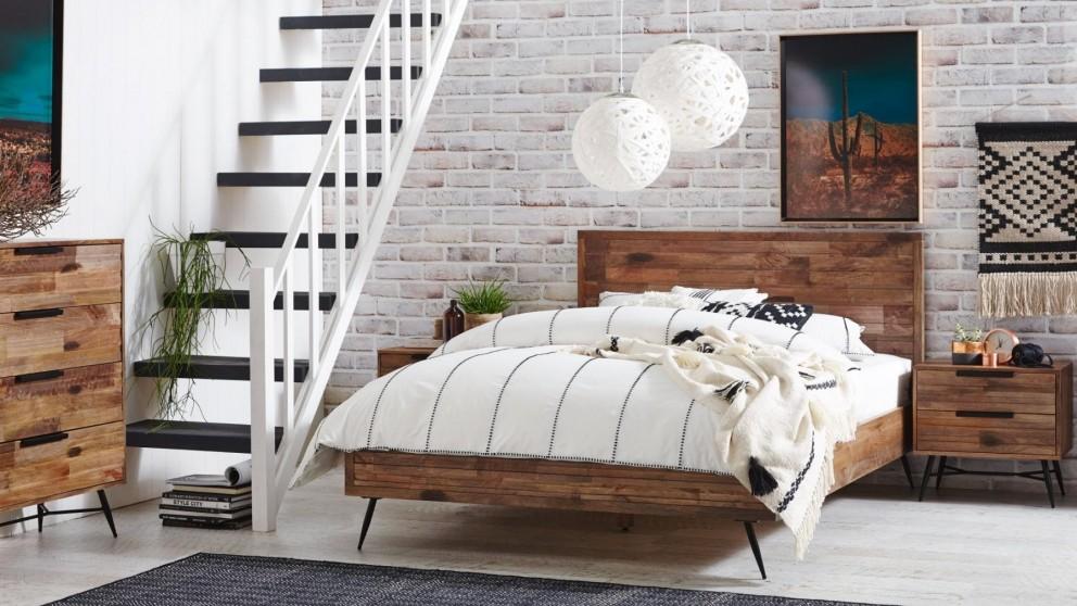 Lexington Bed Beds Suites Bedroom Beds Manchester Harvey Norman Australia