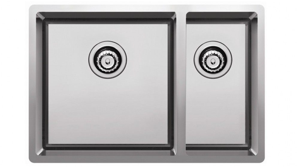 Clark Capri 1.5 Right Hand Bowl Undermount/Overmount Sink