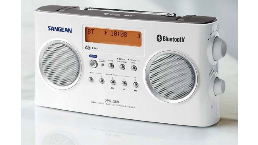 Sangean DPR-26 DAB+/FM Portable Digital Radio