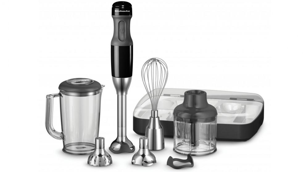 KitchenAid Artisan Stick Blender - Onyx Black