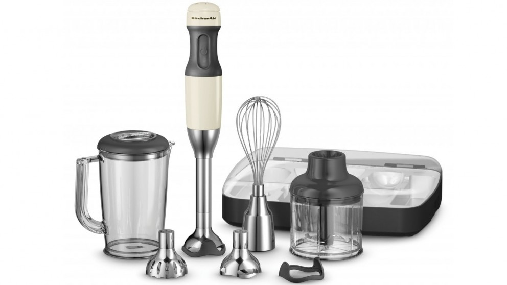 KitchenAid Hand Blender - Almond Cream
