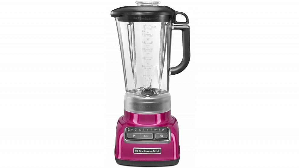 KitchenAid Platinum Diamond Blender - Raspberry Ice