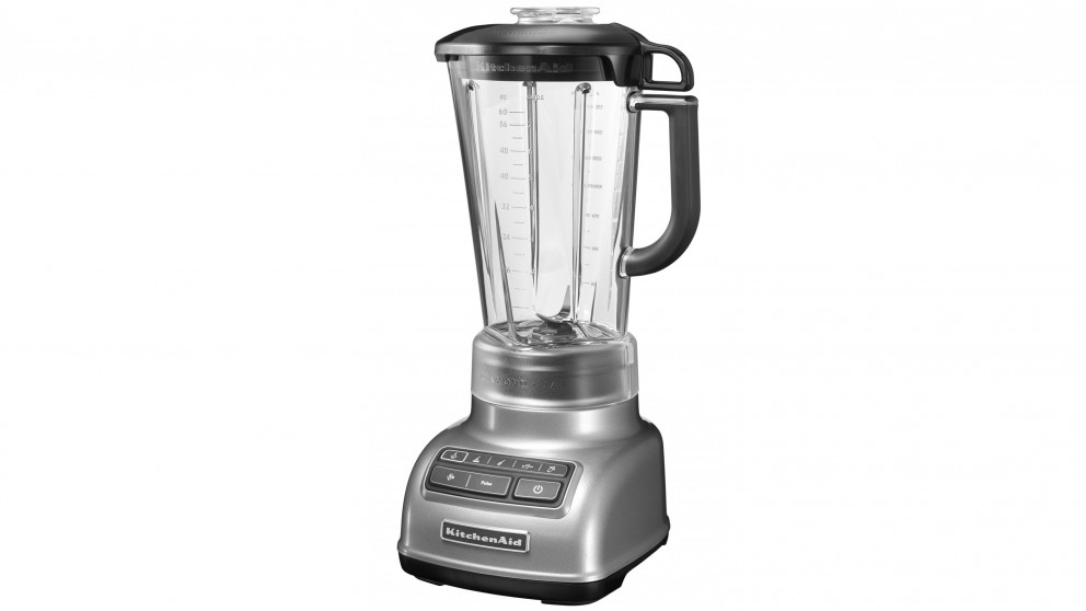 KitchenAid Diamond Blender - Contour Silver