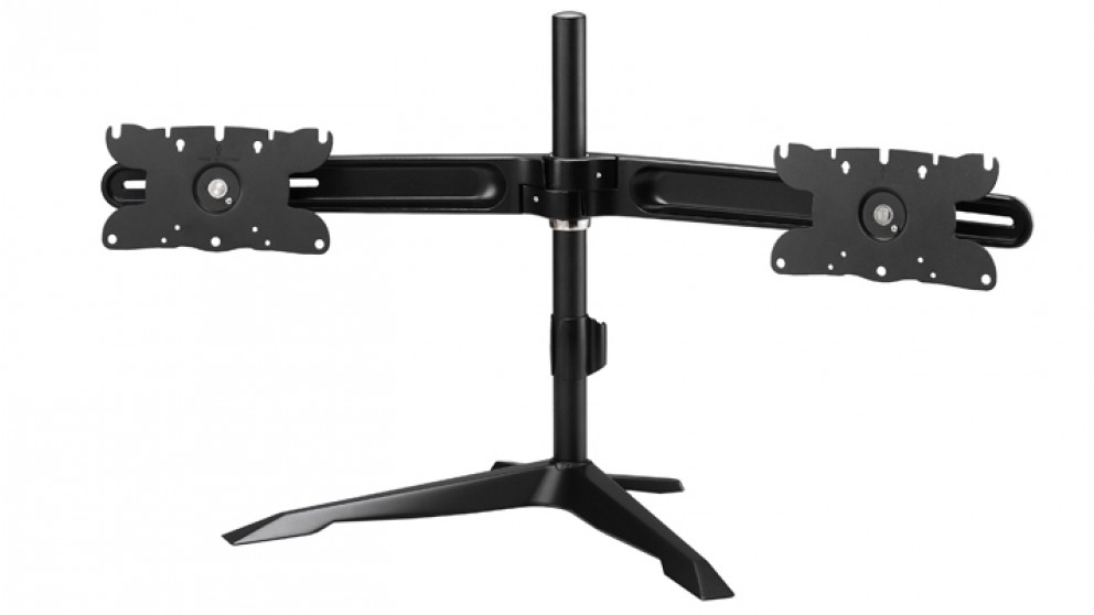 "Aavara 24"" - 32"" Dual LED/LCD Display Stand"