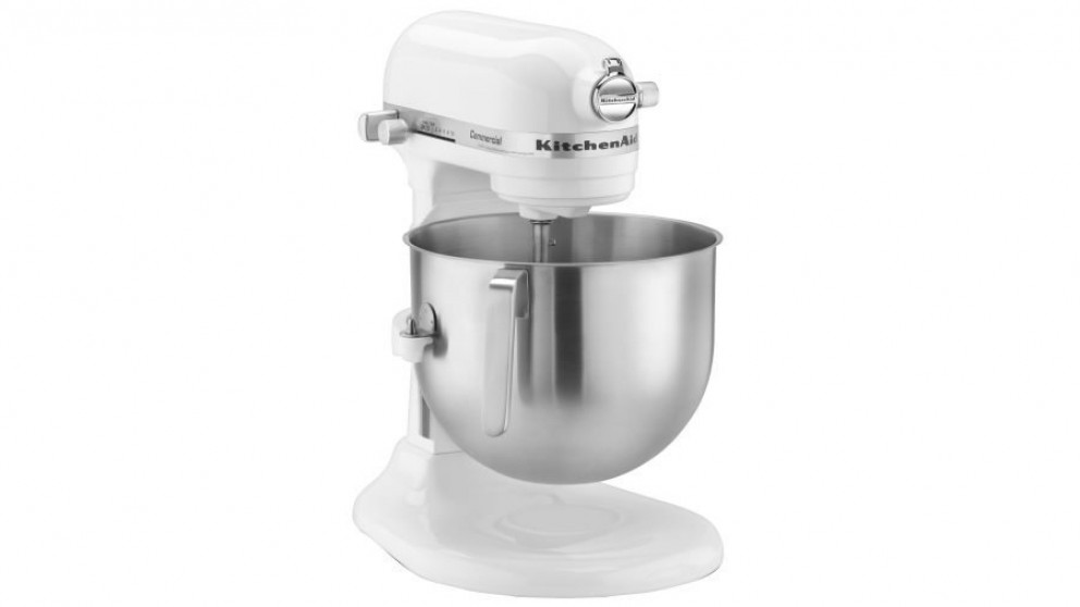 Buy Kitchenaid Ksm7590 Stand Mixer White Harvey Norman Au