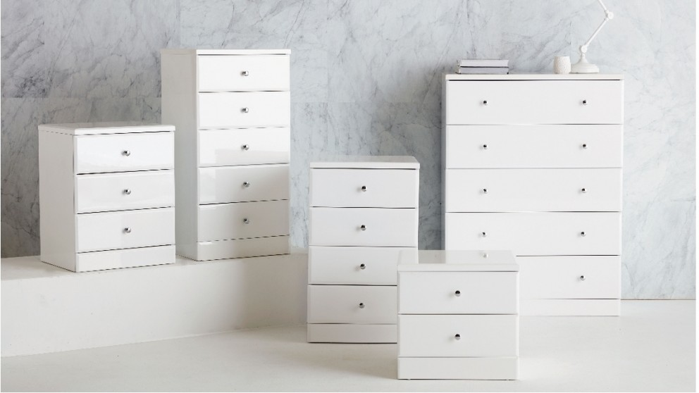 Buy Alaska 4 Drawer Chest Harvey Norman Au