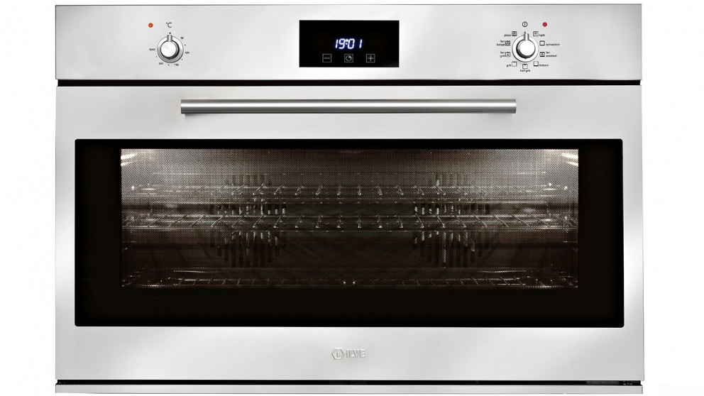 ILVE 900mm Built-In Electric Oven - Stainless Steel