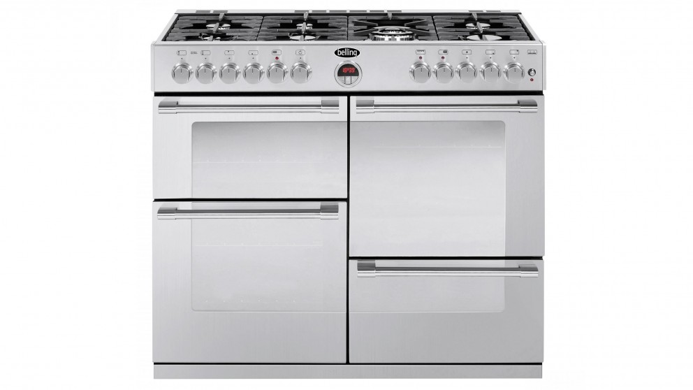 Belling 1100mm Sterling Dual Fuel Range Freestanding Oven