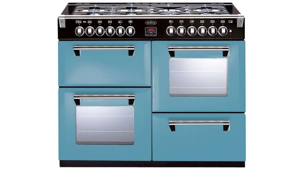 Belling 1100mm Richmond Colour Boutique Dual Fuel Range Freestanding Oven - Day's Break