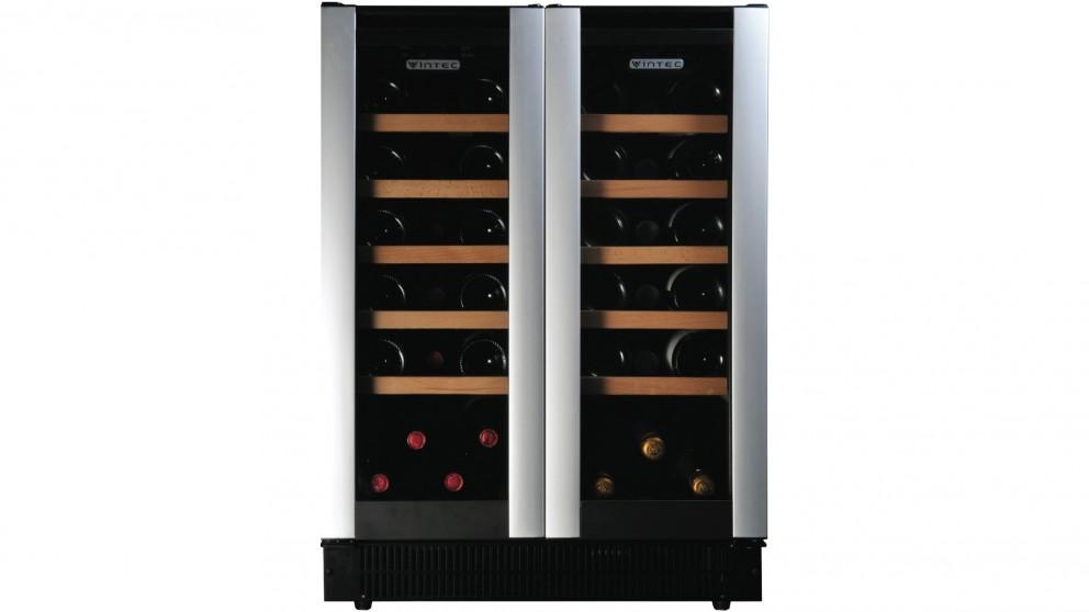 Vintec 42 Bottle Dual Zone Wine Cabinet