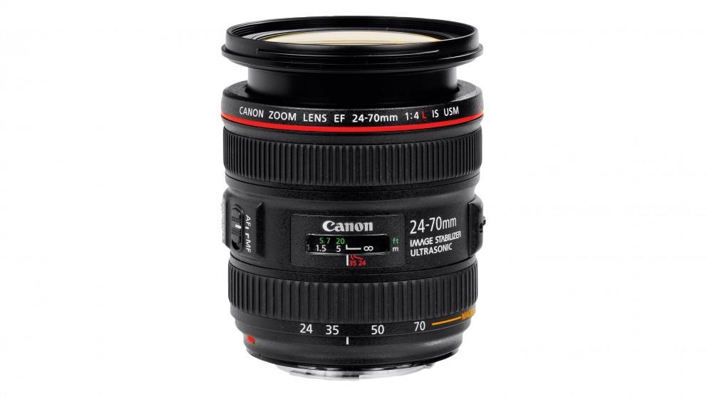 Canon EF 24-70mm F/4 L Series Camera Lens
