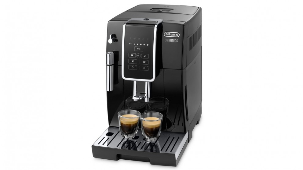 machine a cafe delonghi magnifica delonghi magnifica automatic cappuccino coffee machine with. Black Bedroom Furniture Sets. Home Design Ideas