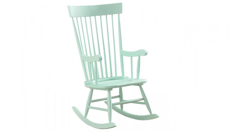 Remarkable Buy Ruby Rocker Chair Mint Harvey Norman Au Creativecarmelina Interior Chair Design Creativecarmelinacom