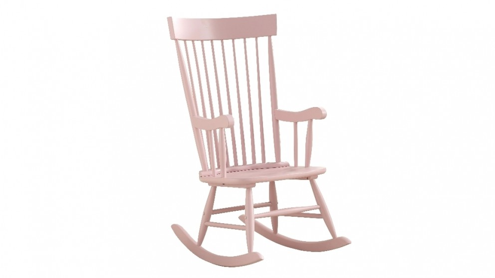 Ruby Rocker Chair - Pink
