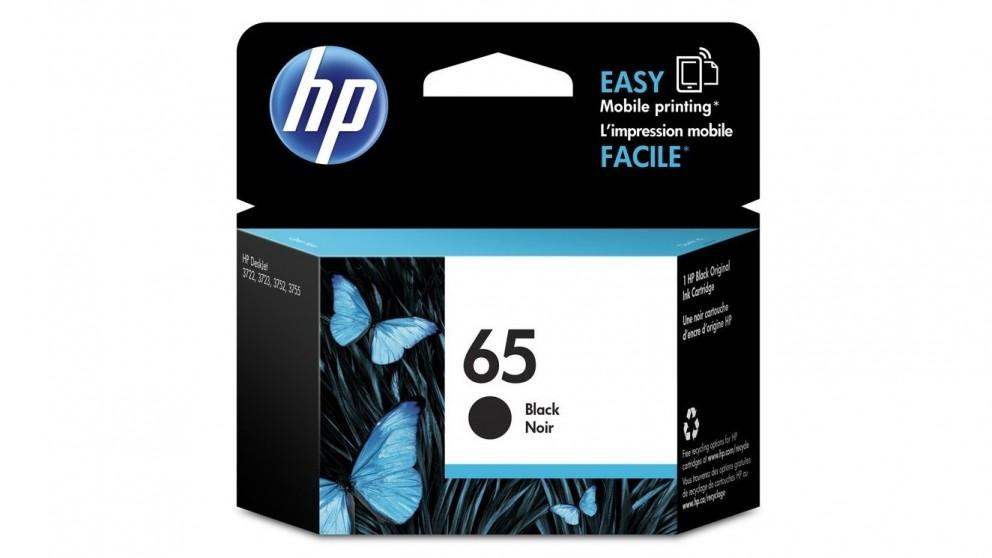 Buy HP 65 Black Ink Cartridge