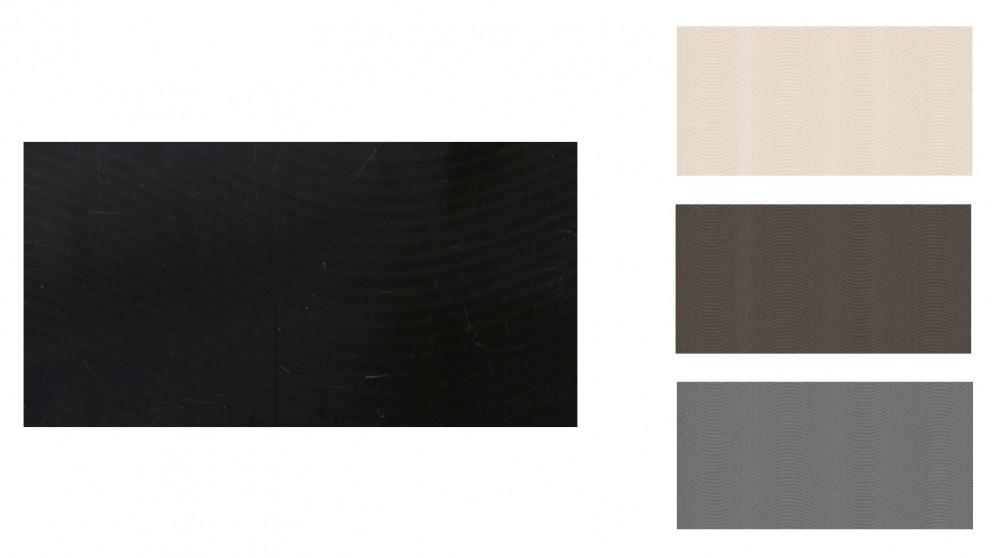 Pergamon 30x60cm Wave Deco Gloss Tile