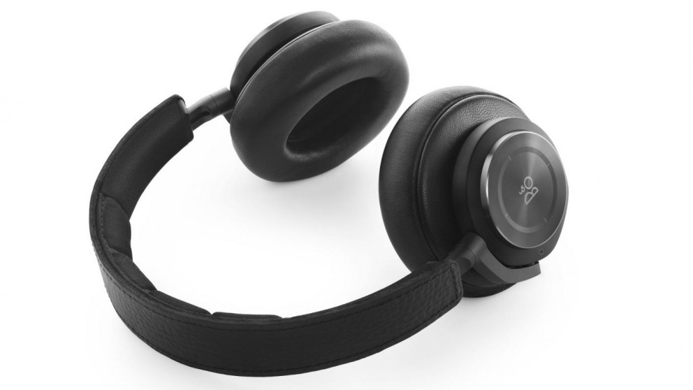b o play beoplay h9 wireless bluetooth active noise cancelling over ear headphones black. Black Bedroom Furniture Sets. Home Design Ideas