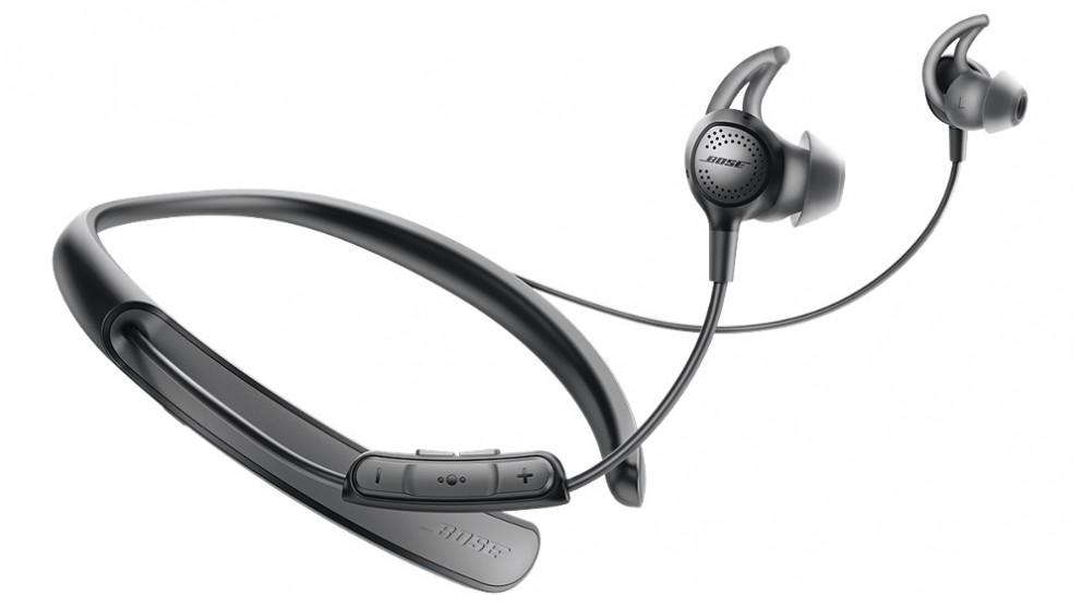 Bose QuietControl 30 Wireless In-Ear Headphones - Black