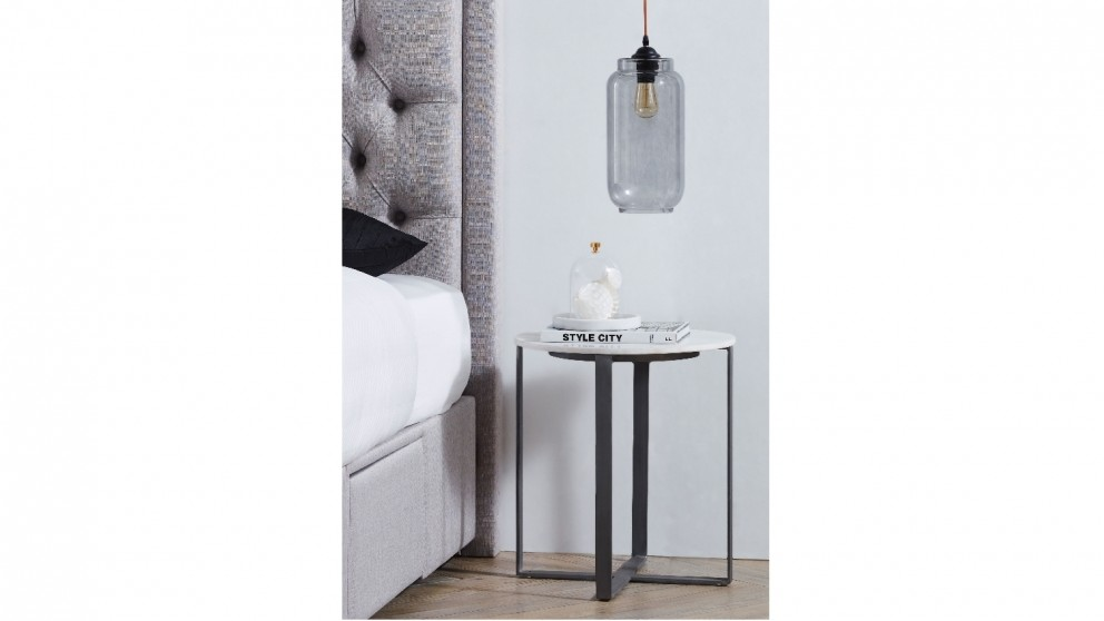 Lucie Bedside Table