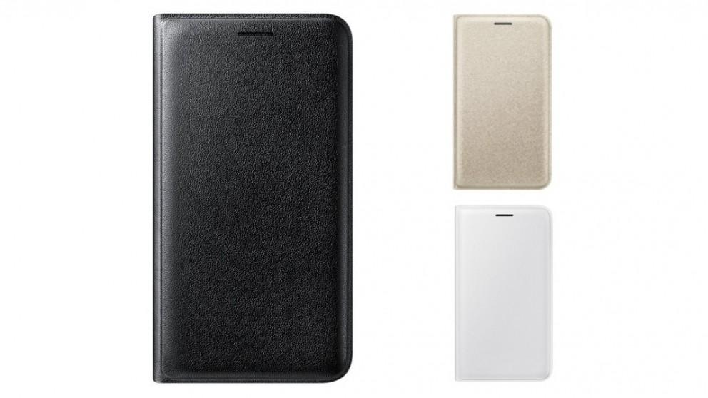 Samsung Galaxy J1 2016 Flip Wallet Cover