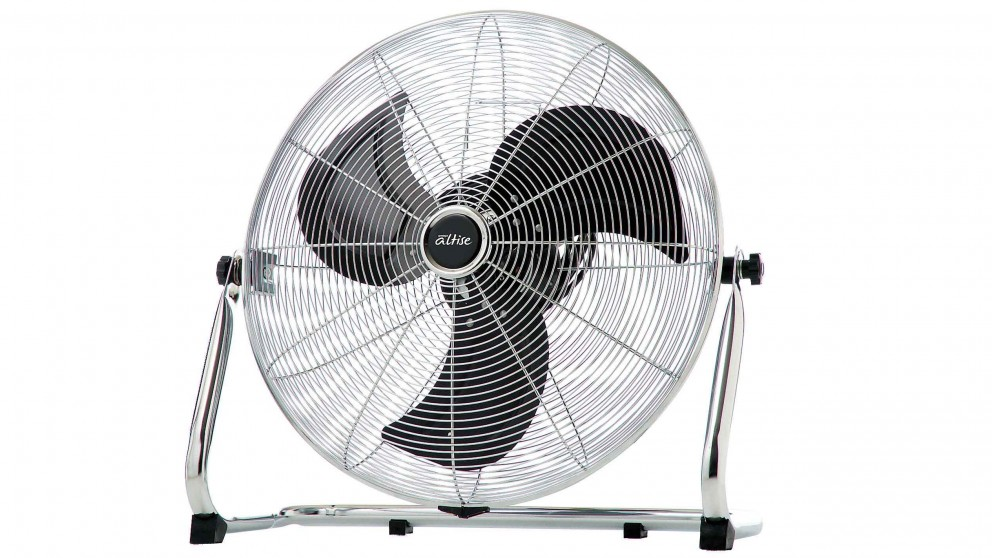 Omega Altise 46cm High Velocity Floor Fan