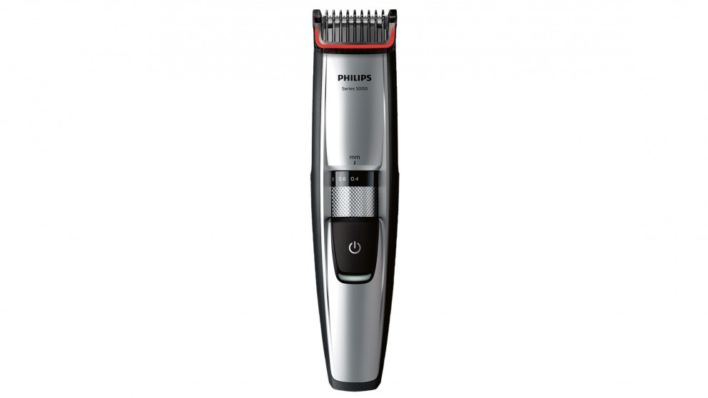 philips 5000 series beard trimmer hair clippers trimmers mens shaving grooming hair. Black Bedroom Furniture Sets. Home Design Ideas