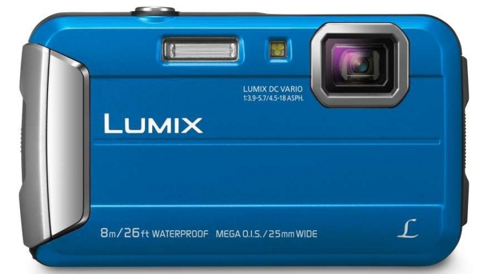 Panasonic DMC-FT30 Lumix - Blue