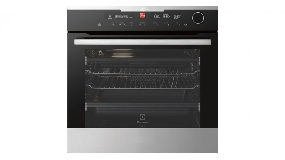 Electrolux 600mm 16 Multifunction Pyrolytic Oven