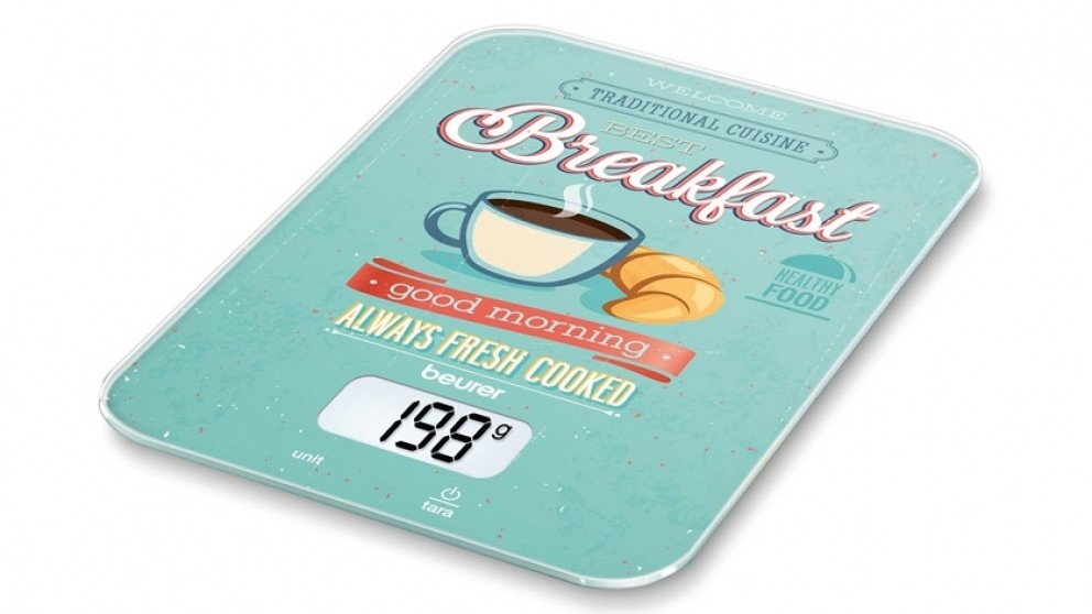 Beurer Breakfast Digital Kitchen Scales