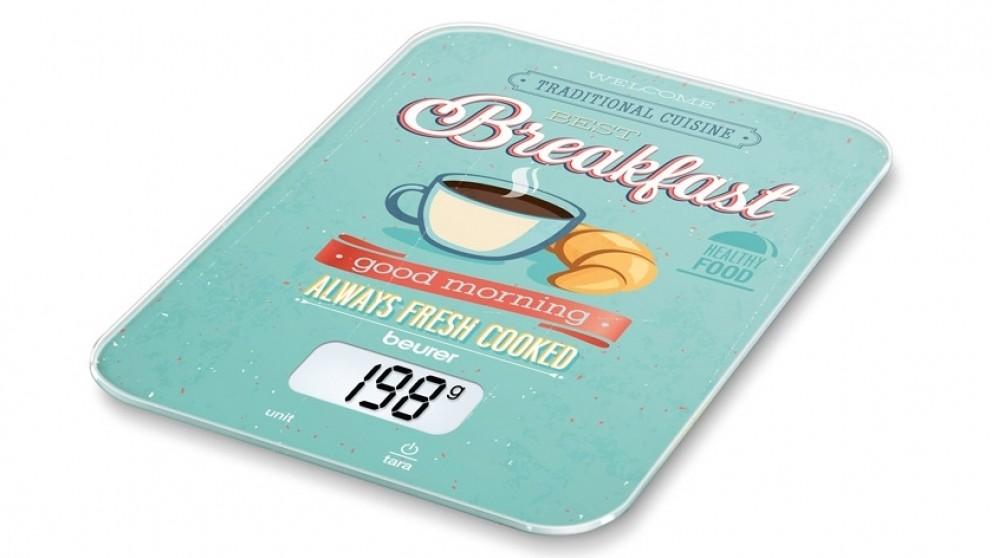 Beurer Breakfast Digital Kitchen Scales
