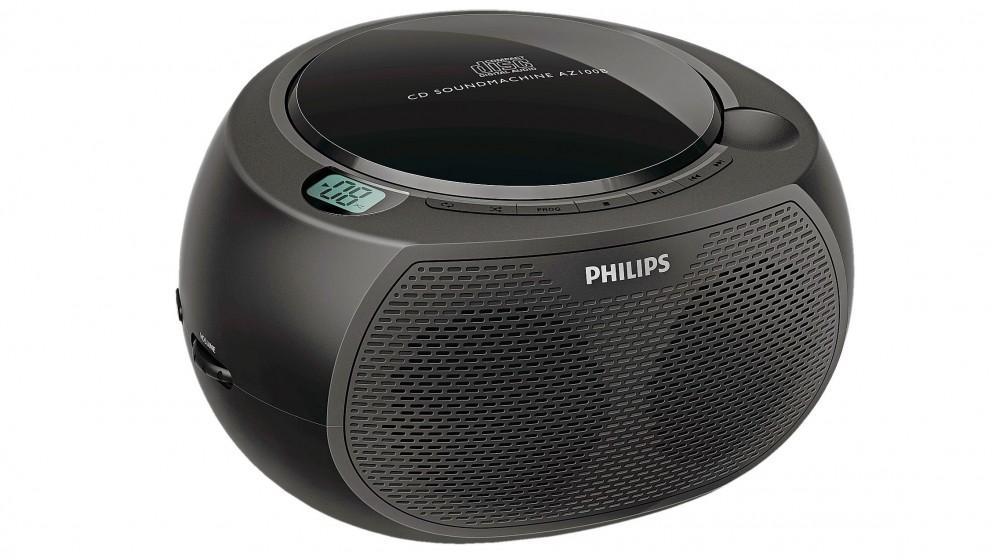 Philips Portable CD Soundmachine - Black