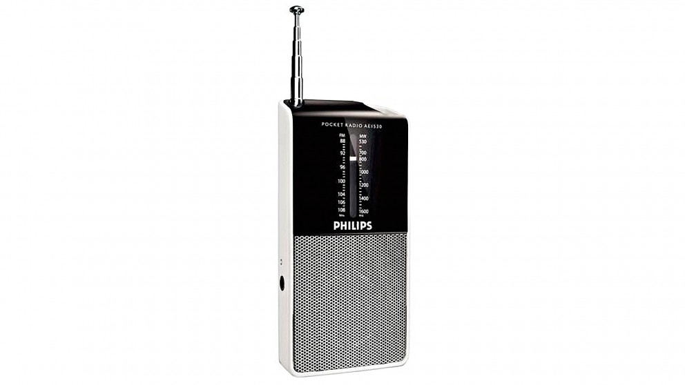 Philips Analog Portable Radio