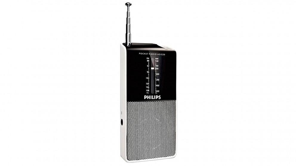 Philips Analog Portable Radio