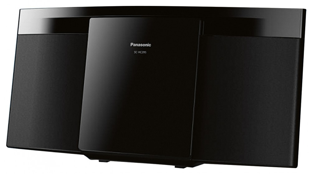 Panasonic 20W CD Micro Hi-Fi System
