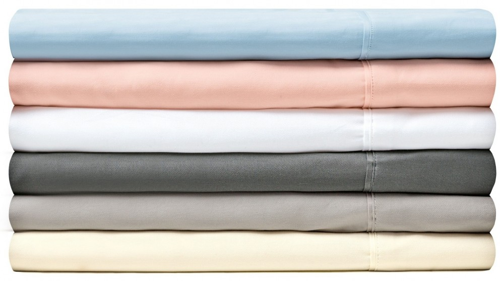 L'Avenue 300TC Single Sheet Set - Cream