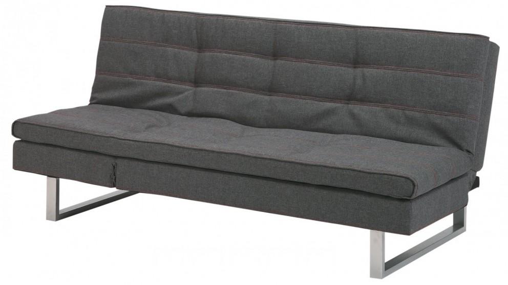 Strange Buy Dijon Click Clack Sofa Bed Harvey Norman Au Inzonedesignstudio Interior Chair Design Inzonedesignstudiocom