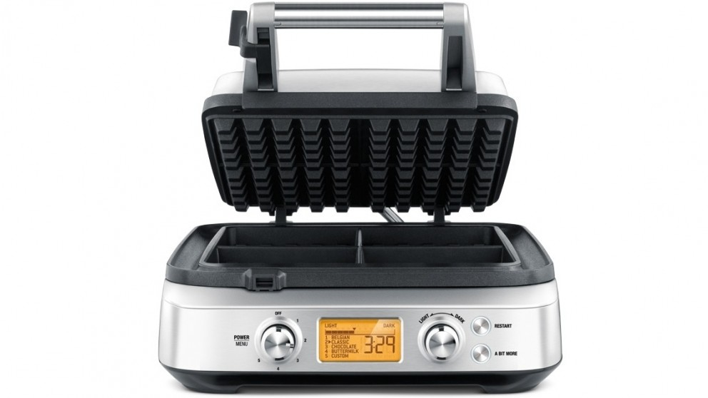 Breville The Waffle Pro Maker
