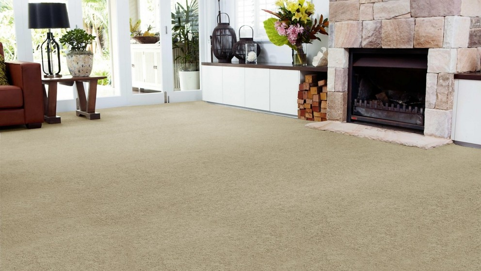 SmartStrand Forever Clean Chic - Mushroom Cap Carpet Flooring
