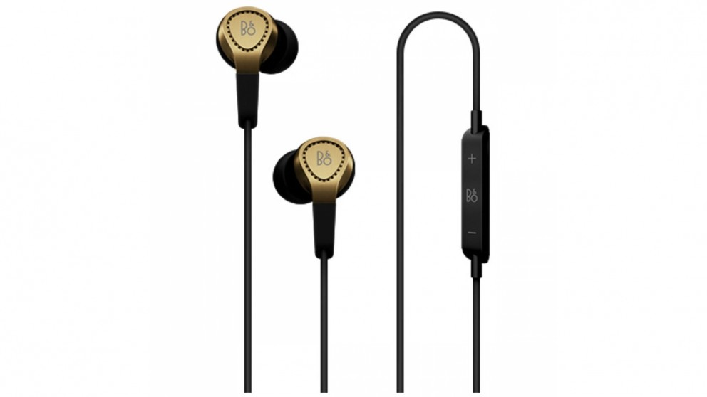 B&O PLAY Beoplay H3 Lightweight In-Ear Headphones - Champagne
