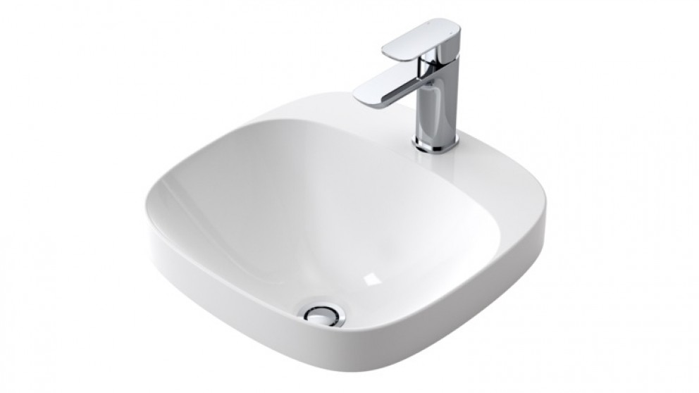 Caroma Moon 420mm Countertop Basin with Tap Hole