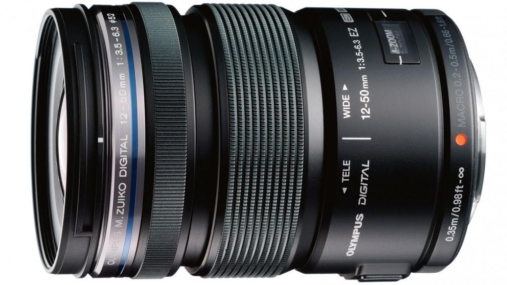 Olympus M.Zuiko 12-50mm Lens