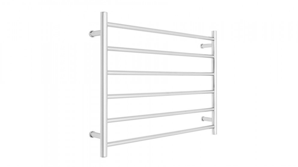 Linsol Allegra 6 Bar Wide Heated Towel Rail