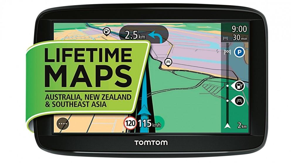 Tomtom Start  Gps Navigator