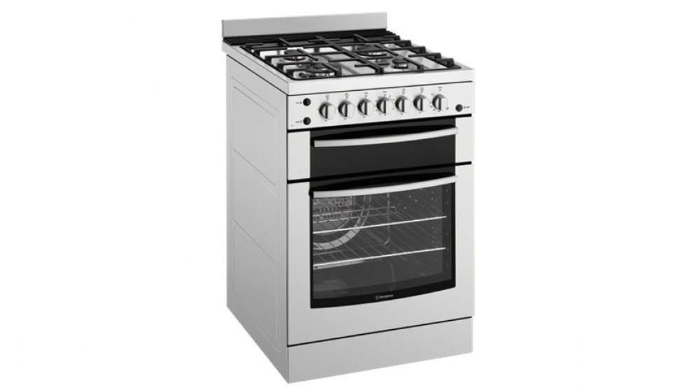 Westinghouse 600mm LP Gas Freestanding Cooker - Stainless Steel
