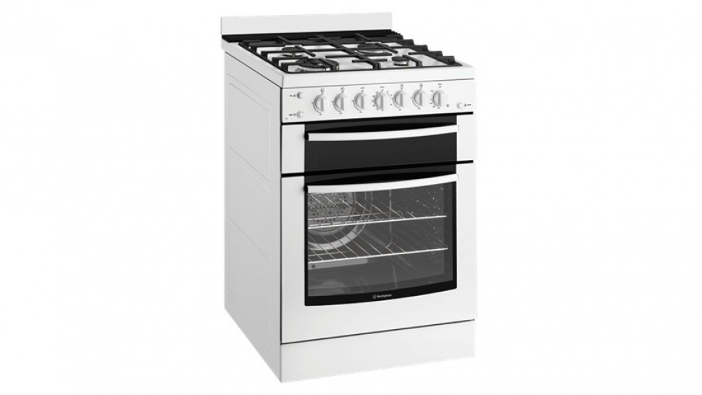 Westinghouse 600mm Freestanding LPG Cooker - White