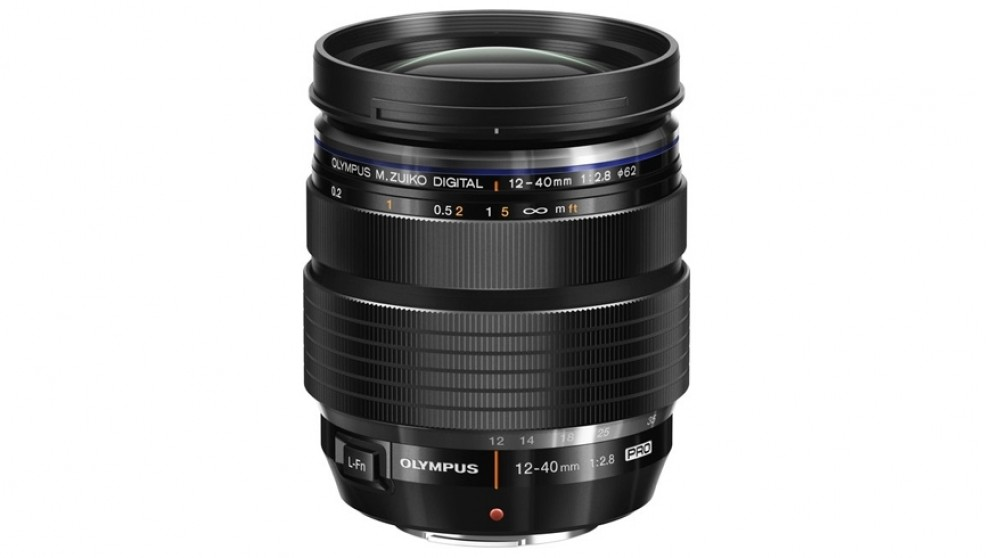 Olympus M.Zuiko Digital 12-40mm f2.8 PRO Lens