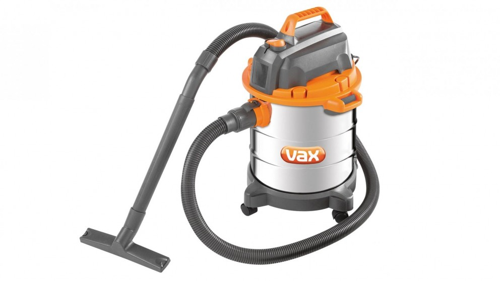 buy vax wet and dry vacuum cleaner 20l harvey norman au. Black Bedroom Furniture Sets. Home Design Ideas